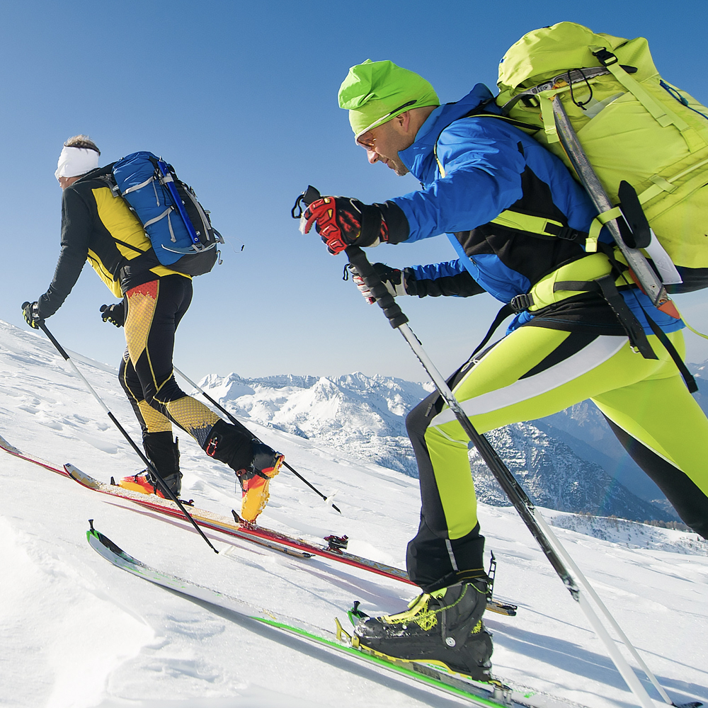 Cross-country skiing & ski touring